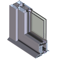 Dualfold Sliding/Folding Door Systems